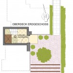 Erdgeschoss Gästedomizil Oberdeck